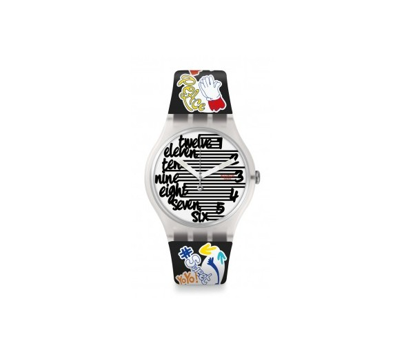 SWATCH SUOW157