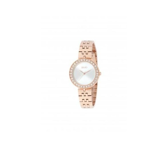 Liu Jo Montre CRYSTAL CHIC Rose Gold