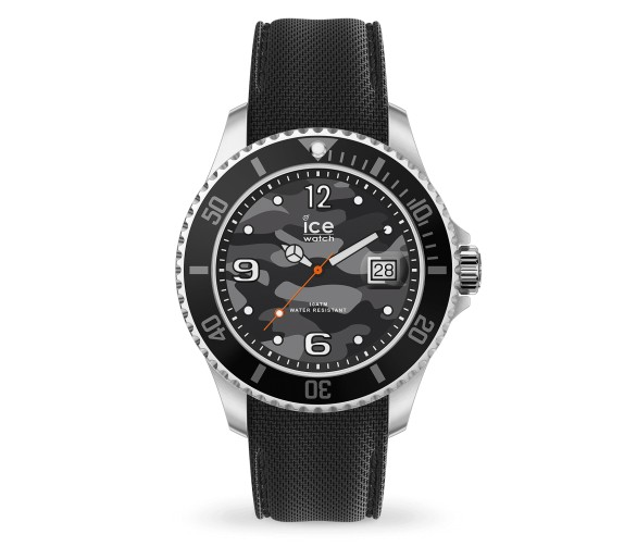 Ice Watch Steel Black Army 017328
