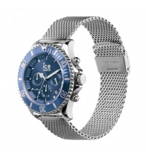 Montre ICE WATCH steel - Mesh blue - Large - CH