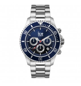 Montre ICE WATCH steel - Marine silver - Large - CH