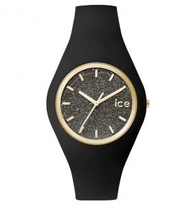 Montre ICE WATCH glitter - Black - Medium - 3H