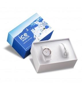 Montre ICE WATCH cosmos - Star White - Medium - Gift box