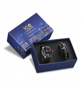 Montre ICE WATCH steel - Black - Large - Gift box