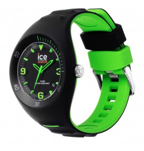 Montre ICE WATCH - P. Leclercq - Black green - Medium - 3H