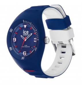 Montre ICE WATCH - P. Leclercq - Dark blue - Medium - 3H