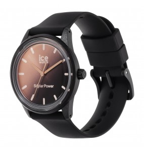 Montre ICE WATCH solar power - Sunset black - Small - 3H